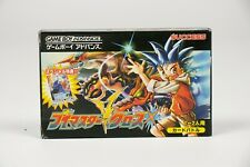 V Master Cross Nintendo Game Boy Advance GBA Import JAPAN w Special Card