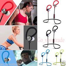 New Wireless Bluetooth Headset Sports Earphone Headphone for iPhone 7 6 6s Lot A