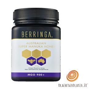 Miele di Manuka 900+ MGO 500 grammi Berringa