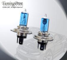 2pcs 12V 100/90w H4 White 5000K Xenon Gas HID High Low Beam Light Bulbs 1 Pair