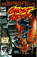 GHOST RIDER #28 - 1st app of Lilith, Caretaker, and Meatmarket - VF/NM