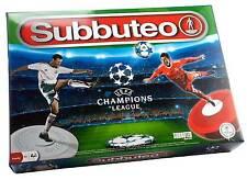 Subbuteo UEFA Champions League Edition - Table Football Game - Brand New