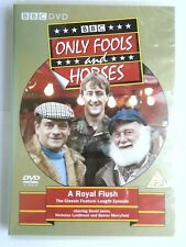 Only Fools And Horses - A Royal Flush (DVD, 2005) NEW & SEALED  WO