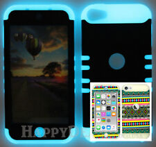 For Apple iPod Touch iTouch 5 | 6 - KoolKase Hybrid Cover Case - Tribal 05