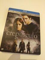 DVD CREPUSCULO edicion especial 2 discos