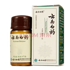 NEW 6 bottles Authentic Yunnan YNBY Baiyao Powder 6 x 4g 云南白药