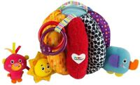 Lamaze grab & hide ball Activity Baby Toy Sensory Play for Babies