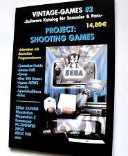 Shooting Game Guide (Kyukyoku Tiger 2,keio Flying Squadron 2,Kingdom Grand usw)