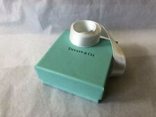New Tiffany & Co. Jewelry Gift Box AUTHENTIC With Ribbon.