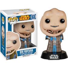 Pop Star Wars 58 Bib Fortuna Figure Funko 057121