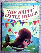 """The Happy Little Whale"", Golden Pleasure Books 1965"