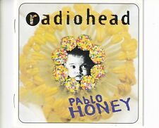CD RADIOHEAD	pablo honey	EX+	 (B6415)