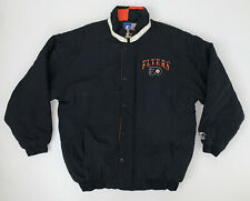 Vintage 90s Philadelphia Flyers Starter Jacket Size Adult Large NHL Hockey