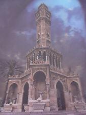 3D-BILD 3D-FOTO Historischer UHRTURM von IZMIR Saat Kulesi *NEU*Rarität