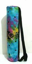 New listing Yoga Bag Mat Mandala Strap Shoulder Strap Large Handmade Fitness Multicolour