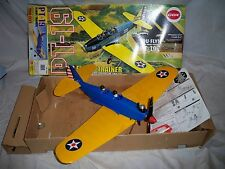 COX PT-19 .049 GAS ENGINE AIRPLANE LINE FLIGHT TRAINER AIRCRAFT w BOX