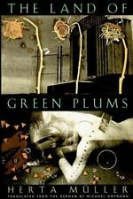 The Land of Green Plums by Herta Müller (1998, Paperback)