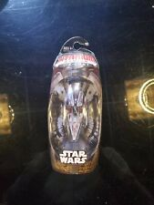 Star Wars Titanium Series Die Cast Metal Imperial V Wing Starfighter 2007 MISB