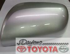 OEM TOYOTA COROLLA OUTER MIRROR COVER DRIVER SIDE 87945-33010-B3 SILVER