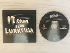 Lurkville Skate Video It Came From Lurkville Meet The Lurkers Skateboard Dvd