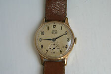 "Reloj de Pulsera Raro década de 1960 británicos hicieron ""Smiths"" Astral"" 15j Para Caballero G/P Wind-up"