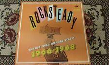 RockSteady ,Taking Over Orange Street 1966-1968  , New LP Kingston Sound KSLP052