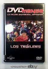 SELECTA VISION : LOS TRAILERS DVD MANGA - ANIME JAPONES - COLLECCIONISMO