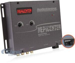 AudioControl The Epicenter Concert Series Digital Bass Reconstruction Processor