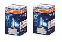 2 OSRAM D3S 66340CBI Xenarc CoolBlue Intense Xenon Scheinwerfer Lampe NEU