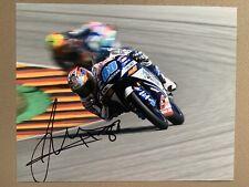 Jorge Martin Hand signed 10x8 Moto 3 Honda Photo - Spain