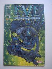 E.V.E. n°1 - PROTOMECHA - décembre 2001 - PANINI COMICS - IMAGE -