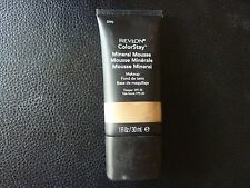 Revlon ColorStay Mineral Mousse Makeup / Foundation - DEEPER  #090 - New/Sealed