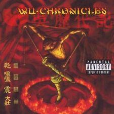 Wu-Chronicles (1999) Genius feat. Ghostface Killah, Tha Alkaholiks, Killa.. [CD]