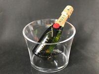 Moet Chandon Brut Champagner Piccolo Flasche 0,2l 12% Vol + Mini Kühler
