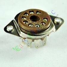 50pc 9Pin Vacuum Tube Socket Saver Mount For 12Ax7 12Au7 Ecc82 Ecc83 audio amps