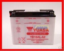 06516340 BATTERIA  MOTO YUASA YB16AL-A2 ORIGINALE