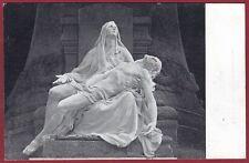 MONZA CITTÀ 27 CAPPELLA ESPIATORIA - Scultore POGLIAGHI Cartolina