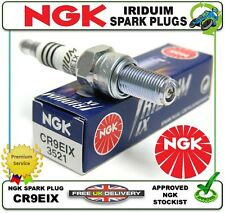NEW NGK IRIDIUM RACE SPARK PLUG CR9EIX (3521) PLUGS KAWASAKI ZX6R G1-G2 98 99