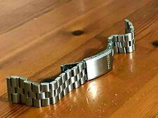 Seiko UFO 19mm bracelet FITS 6138-0010, 6138-0011, 6138-0017,6138-7000 watch