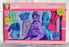 Barbie 6 Fashion Gift Pack Formal to Casual 2000 NRFB