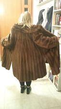 cappotto demi buff di pelliccia di morbidissimo visone / MINK COAT