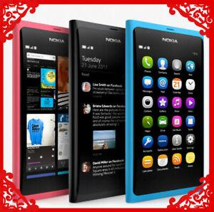 "Original Unlocked Nokia Lumia N9 N9-00 - 3.9"" 3G Wifi 16GB 8MP NFC Smartphone"