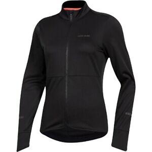 Nwt Pearl Izumi Women's Quest Thermal Jersey Black Size Small