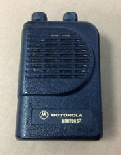 Motorola Minitor 3, Minitor Iii, Pager 1F*, Nsv, Model A03Yms72338Ac