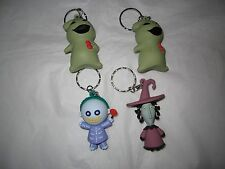 Disney Monogram 3D Keychain Nightmare Before Christmas Oogie Boogie Shock Barrel