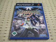 Phantasy Star Universe für Playstation 2 PS2 PS 2 *OVP*