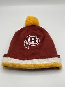 Washington Redskins NFL knit beanie Mitchell & Ness NWT.