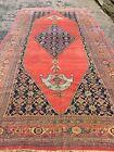 8x16 Antique Hand Knotted Oriental Rug Bidjar