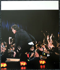 THE ROLLING STONES POSTER PAGE 2002 BOSTON CONCERT MICK JAGGER . Y101