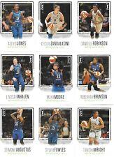 2018 RITTENHOUSE WNBA BASKETBALL MINNESOTA LYNX TEAM SET - 9 CARDS NEW MINT!